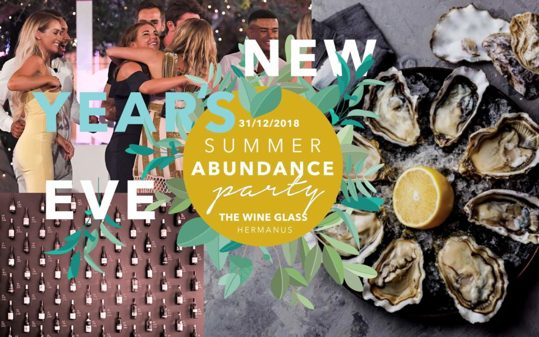 New Year's Eve Summer Abundance Party 2018